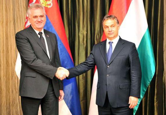 Мађарска 13.11.2012. год - Председник Николић у званичној посети Мађарској
