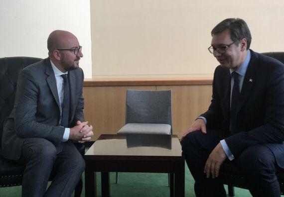 Obraćanje predsednika Aleksandra Vučića Generalnoj skupštini UN