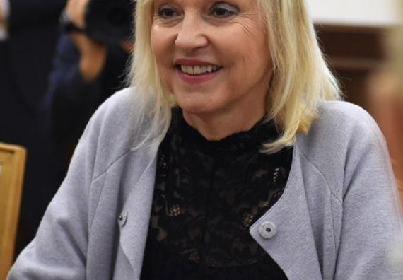 Ministarka za evropske poslove Bavarske Beate Merk, Foto Tanjug, Dragan Kujundžić