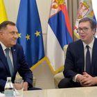 Sastanak sa predsedavajućim Predsedništva Bosne i Hercegovine