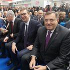 Predsednik Vučić u Mostaru