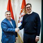 Састанак са премијером Мађарске