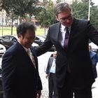 Састанак са председником Републике Палау