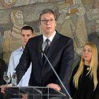 Predsednik Vučić sa 60 najboljih diplomaca svih medicinskih fakulteta u Srbiji