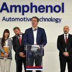Председник Вучић на  свечаном отварању фабрике  Amphenol Automotive Technology d.o.o.