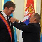 Predsednik Vučić u poseti Republici Kazahstan