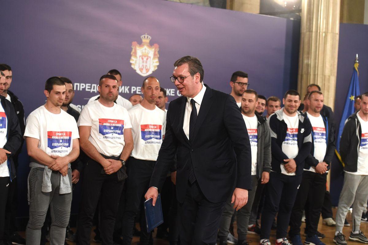 Обраћање председника Републике Србије 18.04.2019.