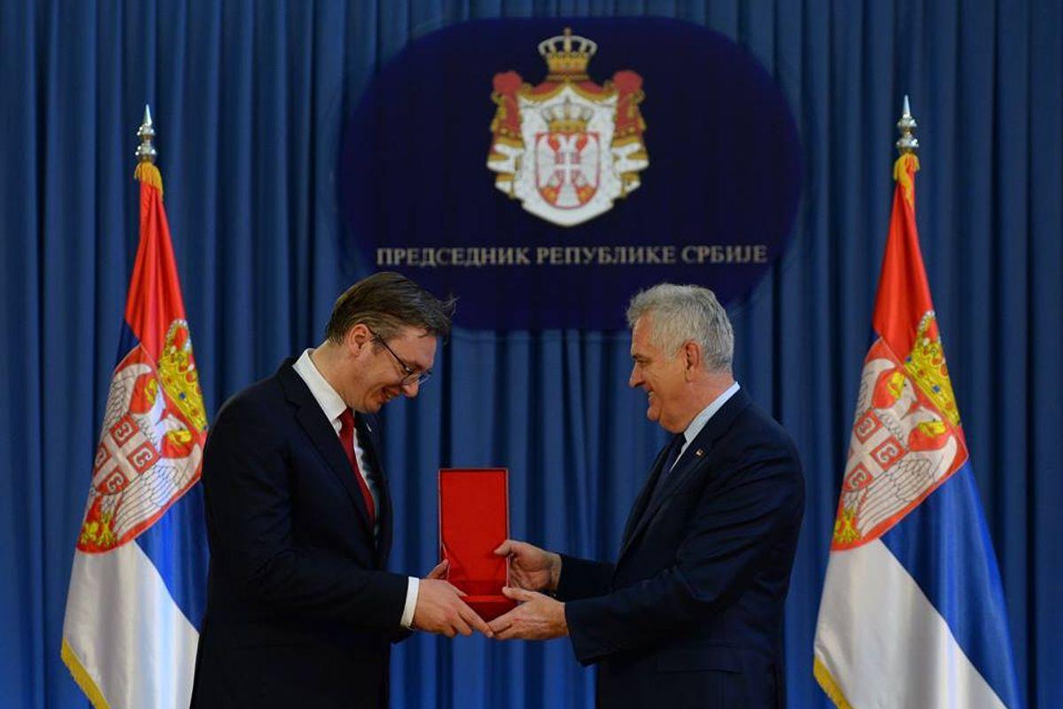 Predsednik Vučić, inauguracija