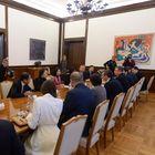 Sastanak sa delegacijom kineske kompanije Šinju (Xingyu)