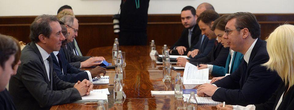 Састанак са представницима Светске банке