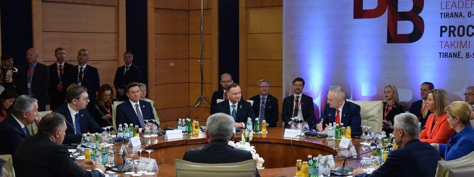 Predsednik Vučić u jednodnevnoj poseti Tirani