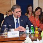 Председник Вучић у једнодневној посети Тирани