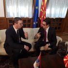 Састанак са председником Републике Северне Македоније