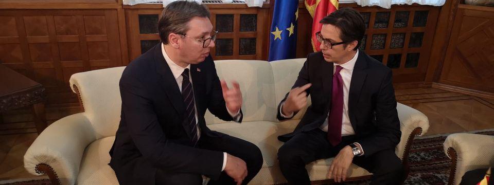 Sastanak sa predsednikom Republike Severne Makedonije