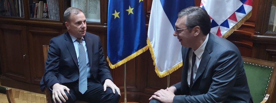 Састанак са високим представником Центра за анализу европске политике (ЦЕПА)