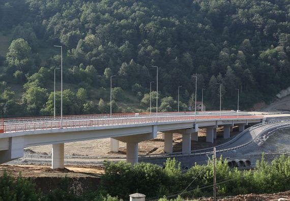Otvaranje južnog kraka Koridora 10, trasa kroz Grdeličku klisuru
