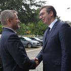 Sastanak sa predsednikom Vlade Slovačke Republike