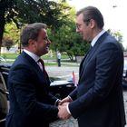 Састанак са премијером Великог војводства Луксембурга
