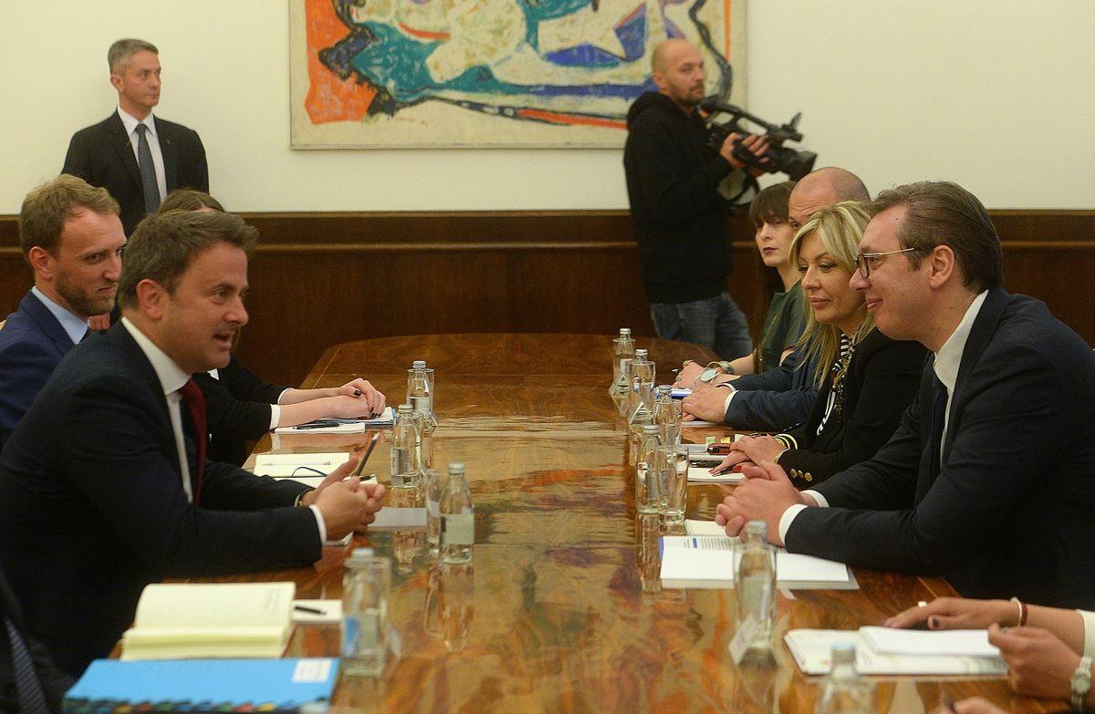 Sastanak sa premijerom Velikog vojvodstva Luksemburga