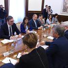 Sastanak sa predsednikom Državne dume Federalne skupštine Ruske Federacije