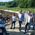 Председник Александар Вучић посетио поплављена подручја