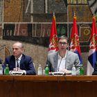 Председник Вучић присуствује конститутивној седници поводом формирања Националног тима за препород села Србије