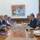 Састанак са француским парламентарцима