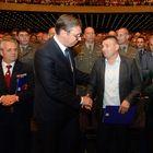 Председник Вучић присуствује свечаној академији поводом обележавања 20-годишњице битке на Кошарама
