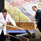 """Председник Вучић присуствовао је обележавању почетка радова на изградњи Института за кардиоваскуларне болести """"Дедиње 2"""""""