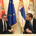 Oproštajna poseta ambasadora Crne Gore
