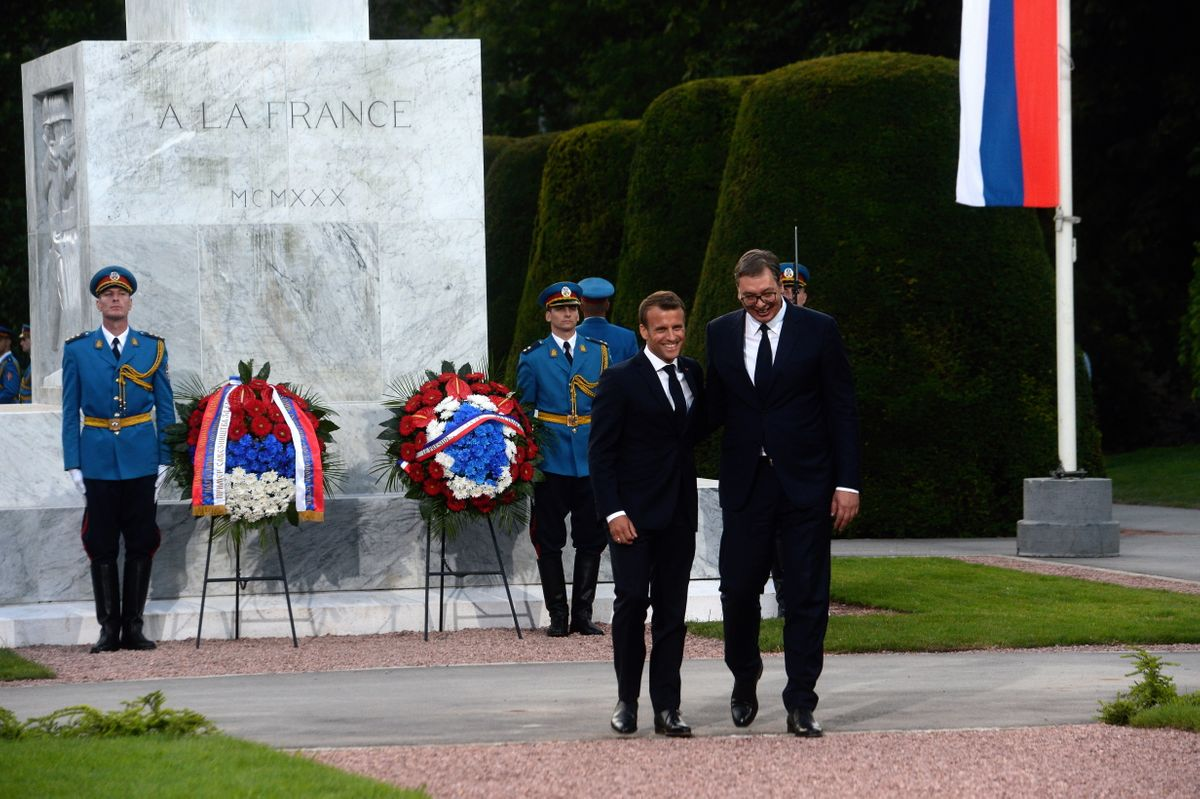 Official visit of the President of the Republic of France