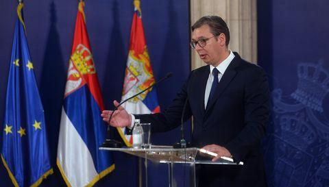 Обраћање председника Републике Србије Александра Вучића