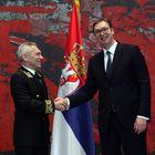 Председник Вучић примио акредитивно писмо новоименованог амбасадора Руске Федерације
