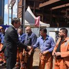 Полагање камена темељца за изградњу новог постројења Агломерације компаније HBIS GROUP Serbia