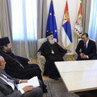 Састанак са Његовом светошћу патријархом српским господином Иринејем