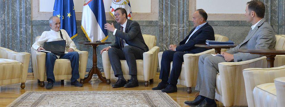 Састанак са проф. др Раденовићем