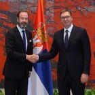Председник Вучић примио акредитивна писма новоименованог амбасадора Краљевине Холандије