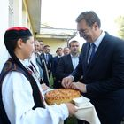 Председник Вучић у посети Дрвару