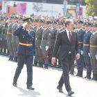 Председник Вучић присуствује свечаности поводом промоције најмлађих официра Војске Србије