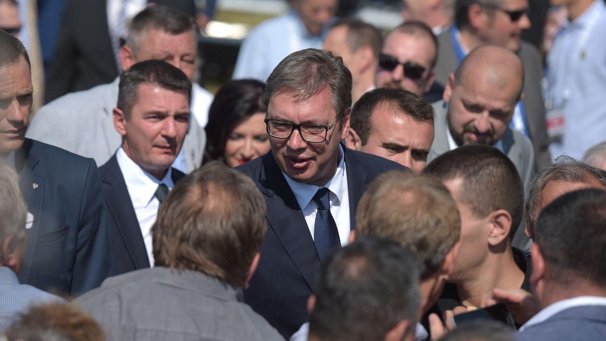 Председник Вучић присуствовао обележавању 75. годишњице Операције