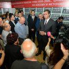Председник Вучић посетио Удружење породица киднапованих и убијених на Косову и Метохији