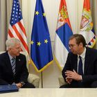 Oproštajna poseta ambasadora Sjedinjenih Američkih Država