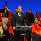 Predsednik  Vučić prisustvovao svečanoj akademiji povodom proslave 70-godišnjice osnivanja Narodne Republike Kine
