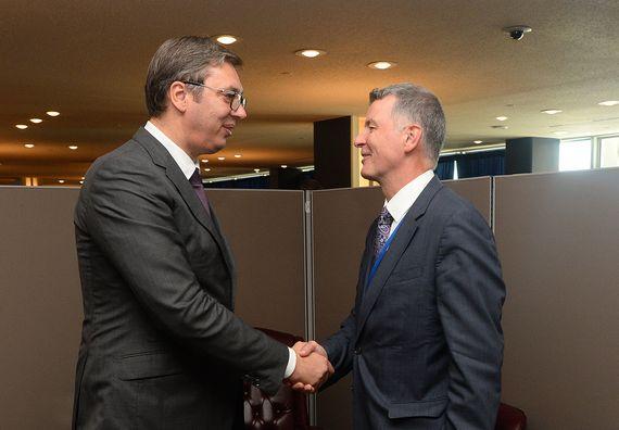 Sastanak sa političkim direktorom Ministarstva spoljnih poslova Velike Britanije