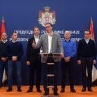 Obraćanje predsednika Republike Srbije