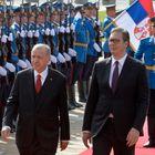 Predsednik Republike Turske u dvodnevnoj poseti Srbiji
