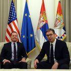 Председник Вучић састао се са специјалним изаслаником Доналда Трампа