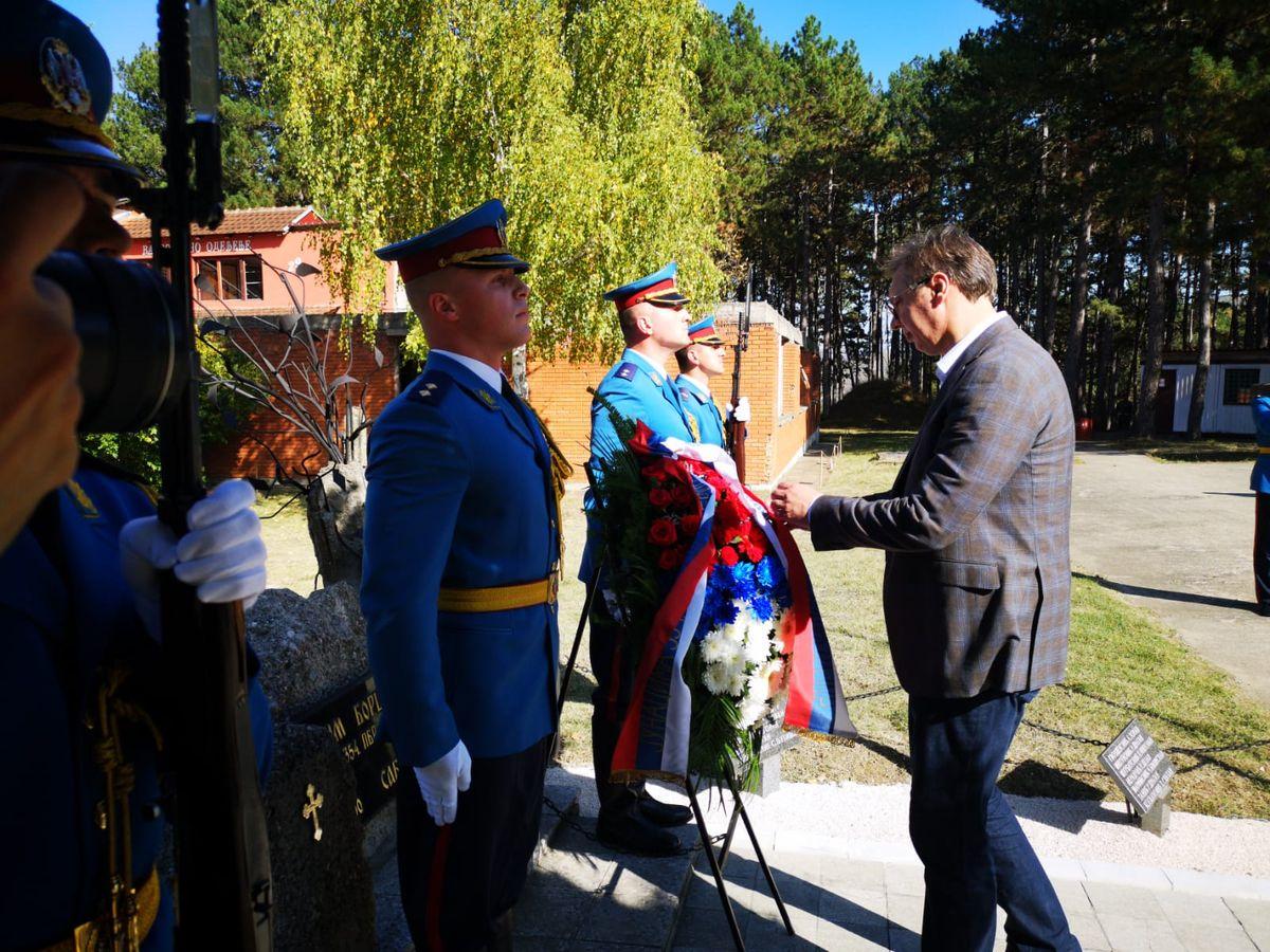 Predsednik Vučić u poseti Topličkom okrugu u okviru kampanje