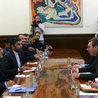 Председник Вучић састао се са председником Парламента Ирана