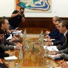 Predsednik Vučić sastao se sa delegacijom Međunarodnog monetarnog fonda